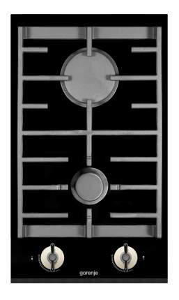 Встраиваемая варочная панель газовая Gorenje GC341INI Black