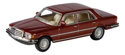 Автомобиль Schuco Mercedes-Benz S-Cl. Limousine коричневый 1:87