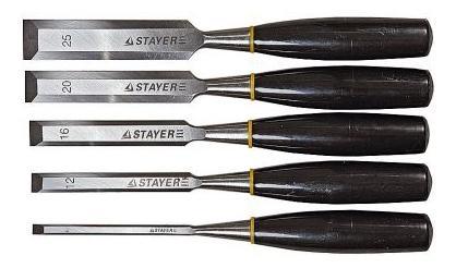 Наборы ручных стамесок Stayer 1820-H5