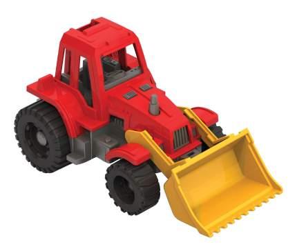 Трактор Нордпласт Ижора с грейдером