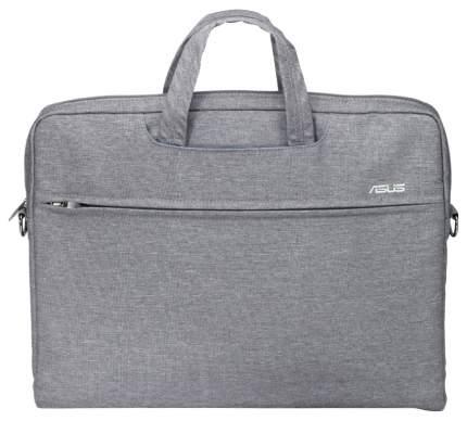 """Сумка для ноутбука 16"""" Asus EOS Shoulder Bag Gray"""