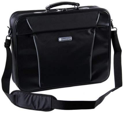 """Сумка для ноутбука 20"""" Continent CC-899 черная"""
