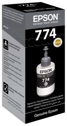 Чернила для струйного принтера Epson C13T77414A, черный, оригинал