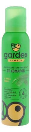 Аэрозоль от комаров Gardex Family, 150мл