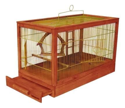 Клетка для птиц ZOO-M 47,5x27x32