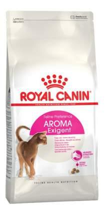 Сухой корм для кошек ROYAL CANIN Aroma Exigent, для привередливых к аромату, 4кг