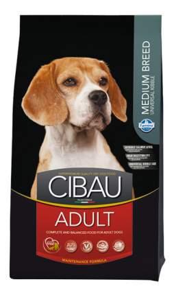 Сухой корм для собак Farmina Cibau Adult Medium, для средних пород, курица, 12кг