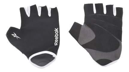 Перчатки для фитнеса и тяжелой атлетики Reebok RAEL-11134BK черные L/XL