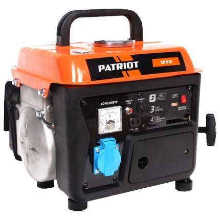 Бензиновый генератор Patriot GP 910 474101519