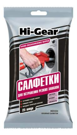 Салфетки для рук Hi Gear 25шт HG5584