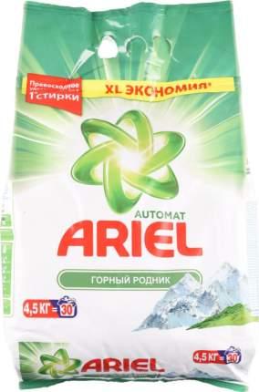 Порошок для стирки Ariel горный родник автомат 4.5 кг