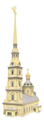 Модель для сборки Умная бумага Петропавловский собор