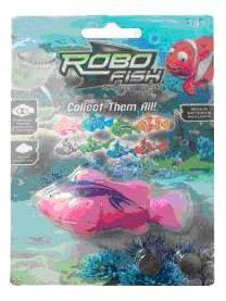 Заводная игрушка для купания Junfa Toys Рыбка розовая