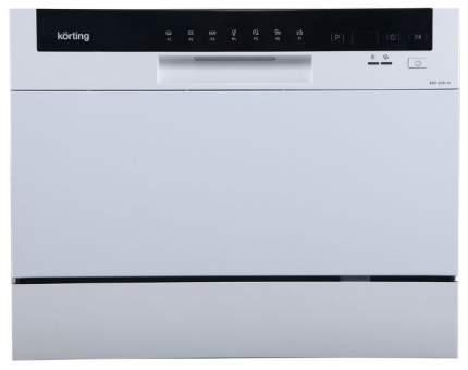 Посудомоечная машина компактная Korting KDF 2050 W white