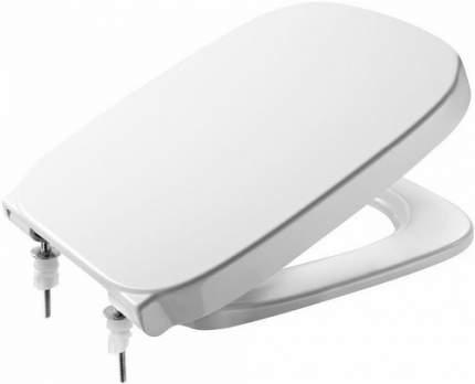 Крышка-сиденье для унитаза ROCA Debba с микролифтом (ZRU9302826)