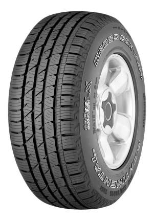 Шины Continental ContiCrossContact LX 225/65 R17 102T