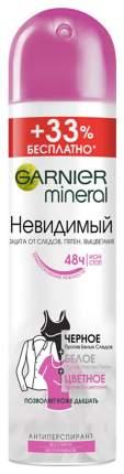 Дезодорант GARNIER Mineral Невидимый Черное Белое Цветное 200 мл