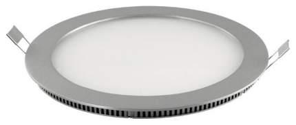 Встраиваемый светильник Uniel 6500K ULP-R240-18/DW Silver