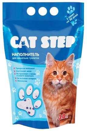 Наполнитель Cat Step силикагелевый 3.8 л без запаха