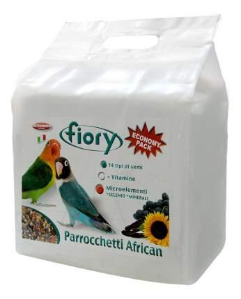 Основной корм FIORY Parrocchetti Africa для попугаев 3200 г, 1 шт
