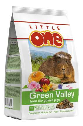 Корм для морских свинок Little One Green Valley 0.75 кг 1 шт