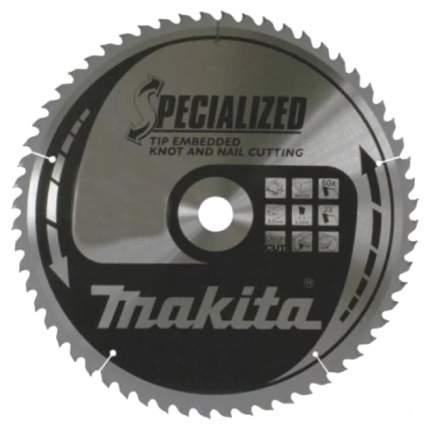 Диск Makita пильный B-31435