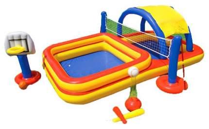 Бассейн надувной INTEX Спорт 338х201х117 см (56466)