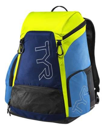 Рюкзак TYR Alliance, 30 л, 487 blue/green