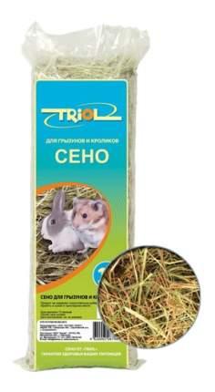 Triol Сено для грызунов и кроликов, 15 л