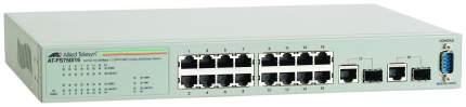 Коммутатор Allied Telesis AT-FS750/16-50 Серый