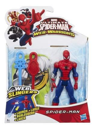 Фигурка персонажа Hasbro Marvel Человек-паук с аксессуарами