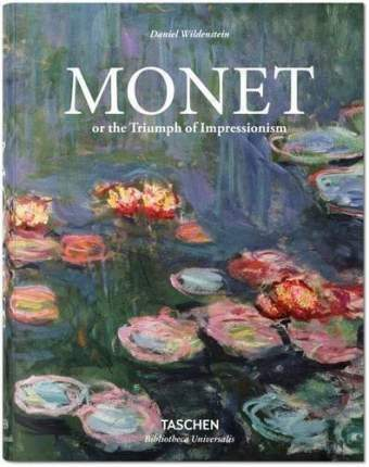 Книга Monet or the Triumph of Impressionism