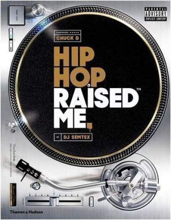 Книга Hip Hop Raised Me