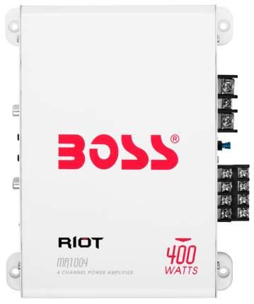 Усилитель 4-канальный BOSS Audio MR MR1004