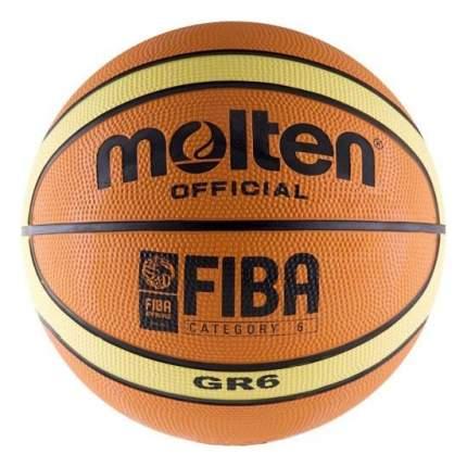Баскетбольный мяч Molten BGR6 (р6)