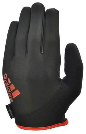 Перчатки для фитнеса и тяжелой атлетики Adidas Essential ADGB-124224D красные XL
