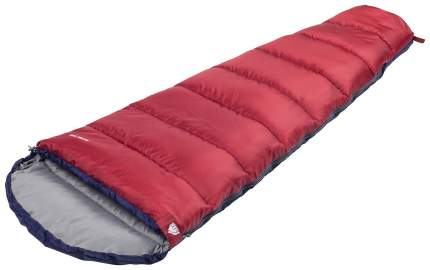 Спальный мешок Trek Planet Active 300 красно-синий, левый