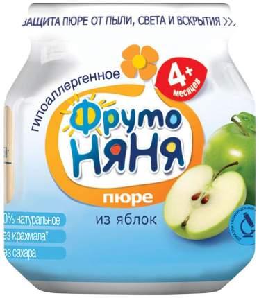 Пюре фруктовое ФрутоНяня из яблок с 4 мес. 100 г