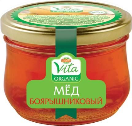 Мед боярышниковый Глобус Вита оrganic 270 г