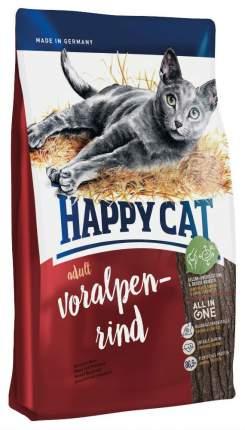 Сухой корм для кошек Happy Cat Fit & Well, альпийская говядина, 4кг