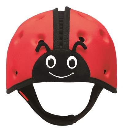 Шлем защитный детский SafeheadBABY Божья коровка красный