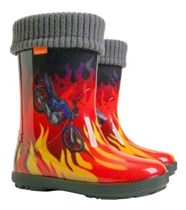 Резиновые сапоги Demar Огонь