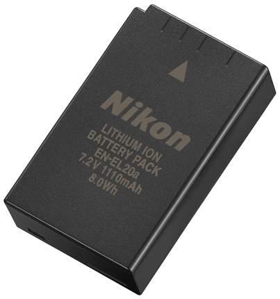 Аккумулятор для цифрового фотоаппарата Nikon EN-EL20а