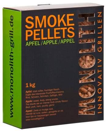Щепа для копчения яблоневая Monolith 201102 Apple Wood Chips 1 кг