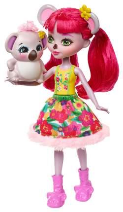 Кукла Карина Коала Enchantimals FNH24 Коала с питомцем 15 см