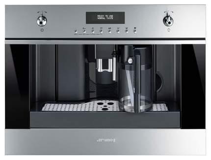 Кофемашина автоматическая Smeg Сlassica CMS6451X