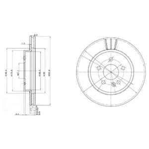 Вентиляторы охлаждения двигателя POLCAR bg3397