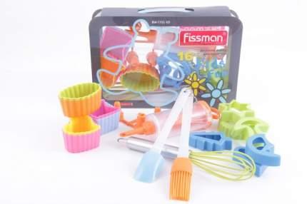 Набор для выпечки 16 пр. (силикон) Fissman 7751