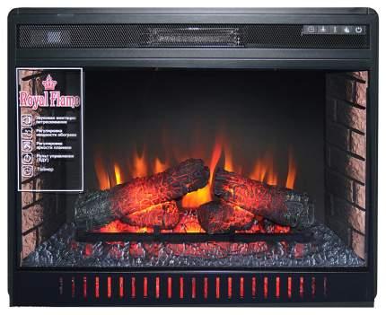 Электрокамин Royal Flame Vision 30 EF LED FX, черный