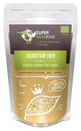 Золотой лен Super Green Food 150 г